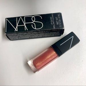 NARS 👄 (3 for $25)  Lipgloss Mini in Orgasm